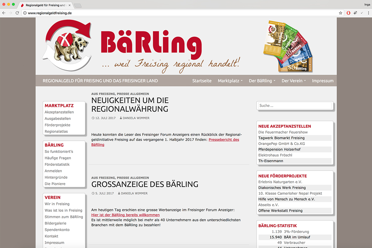 baerling-webdesign