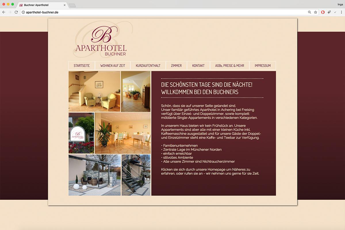 buchner-aparthotel-webdesign