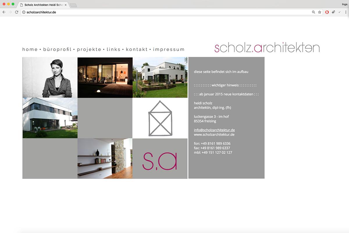 scholzarchitekten-webdesign