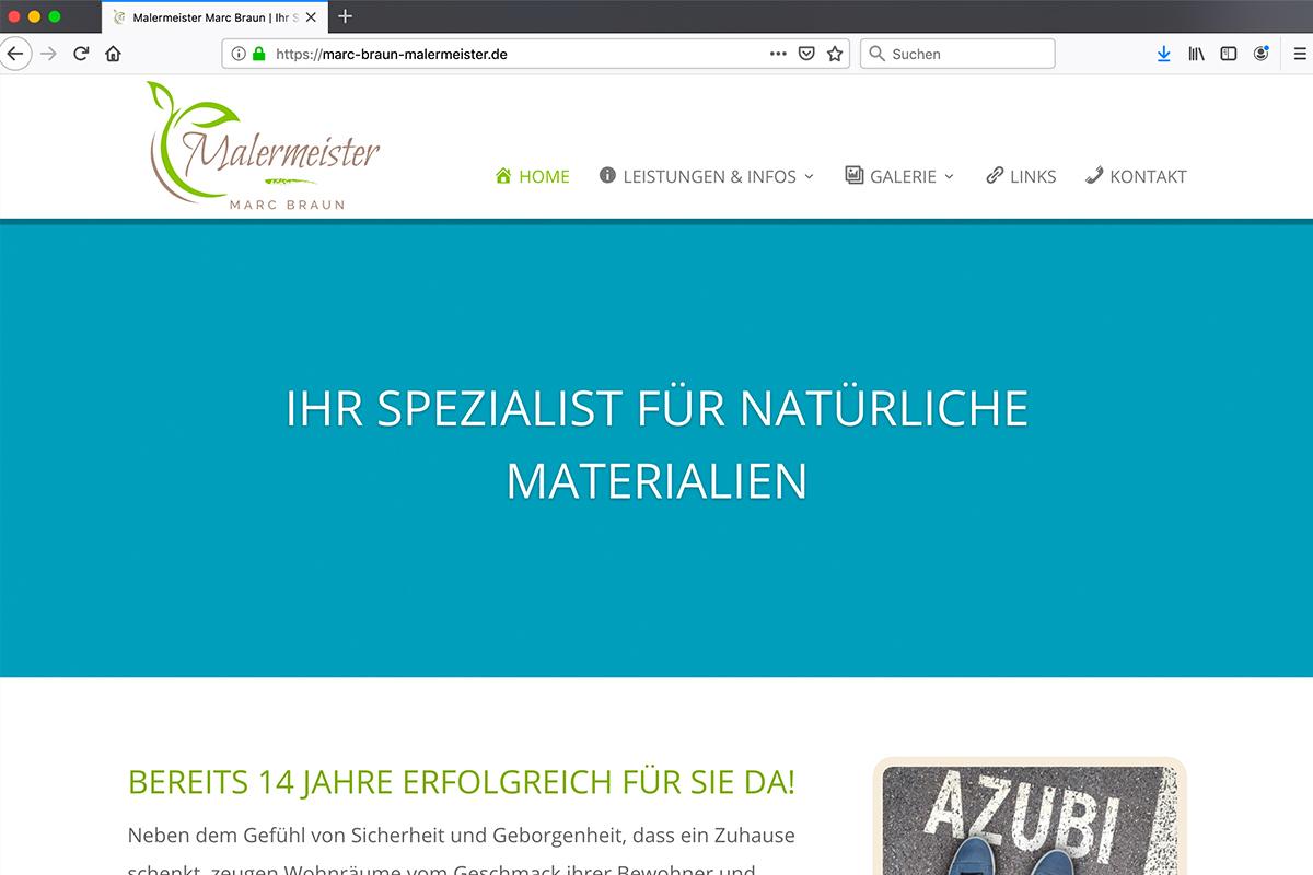 Malermeister-webdesign
